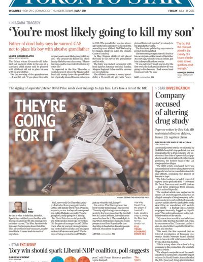 Star, july 31